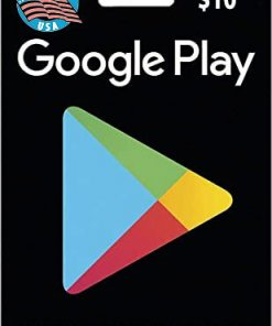Buy 10 Google Play Gift Card