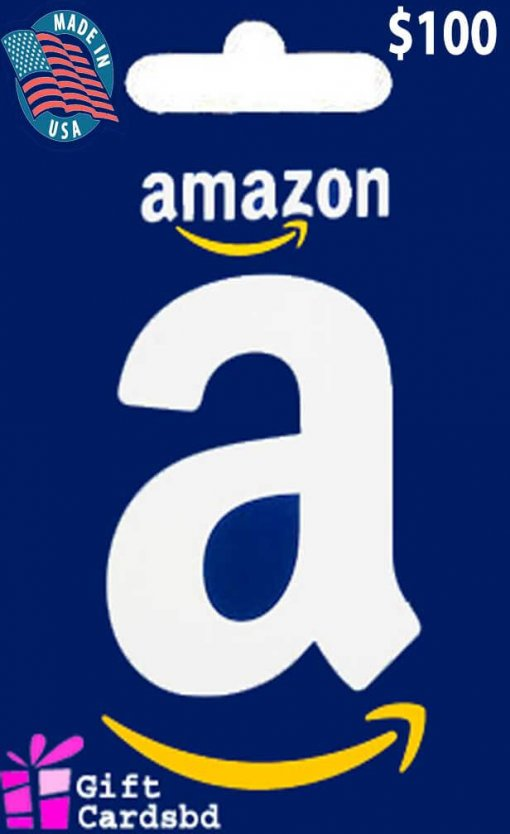 Buy $100 Amazon US Gift Card