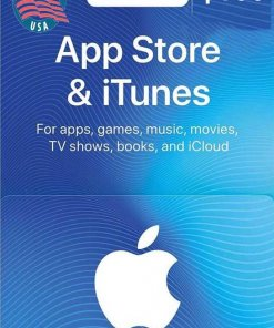 Buy $100 iTunes US Gift Card