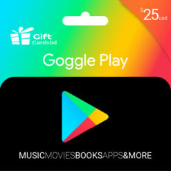 Buy 25 Google Play Gift Card